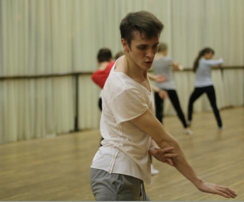 Педагог по сценическому движению и пластике - Александр Ночовный