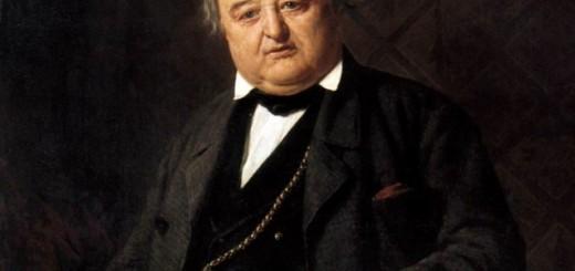 портрет Михаила Щепкина